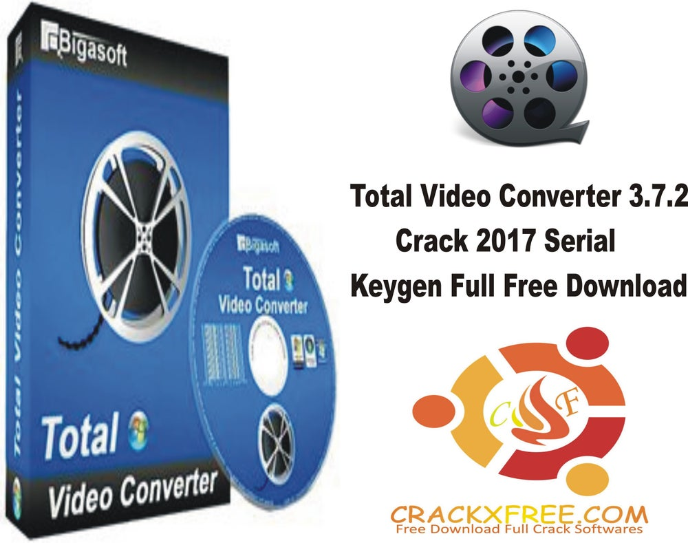 Image of Total Video Converter Free Download Crack Serial