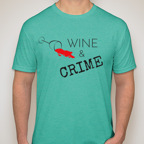 Image of Men's Crewneck T-Shirt (Teal)