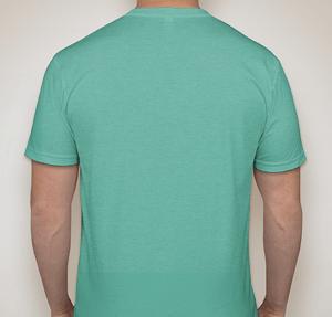Image of Crewneck T-Shirt (Teal)