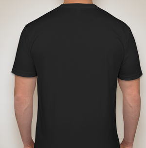 Image of Men's Crewneck T-Shirt (Black)