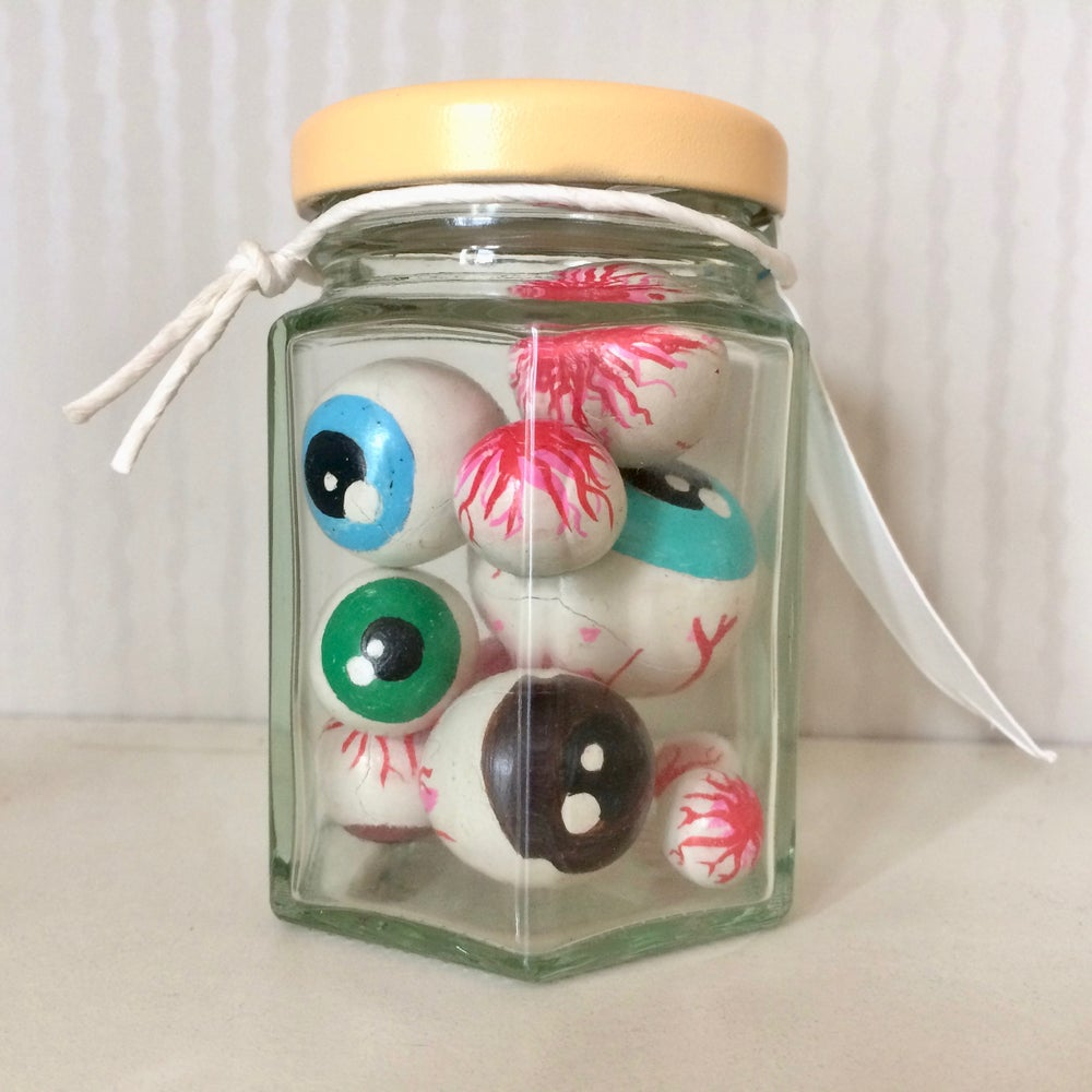 Image of Jar of Eyes