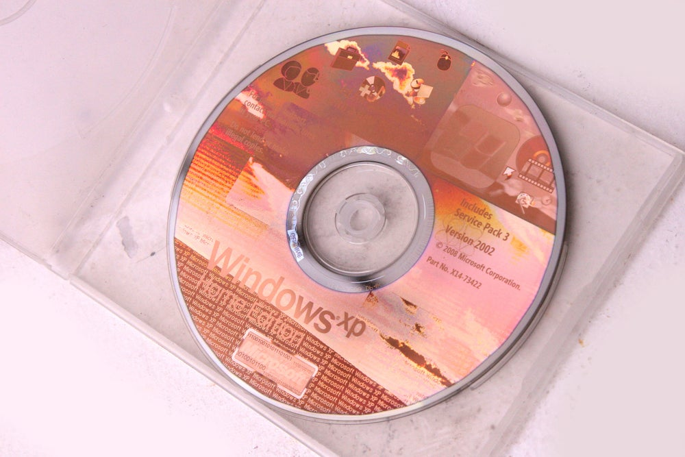 Image of Windows Xp Pro Service Pack 3 Download Iso