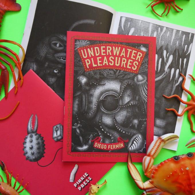 Image of UNDERWATER PLEASURES by Diego Fermin