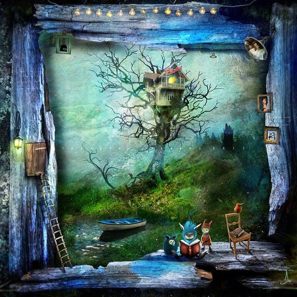 """""""The Closet"""" - Alexander Jansson Shop"""