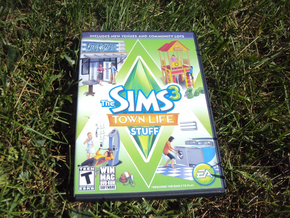 Image of Community Lots Download Sims 3