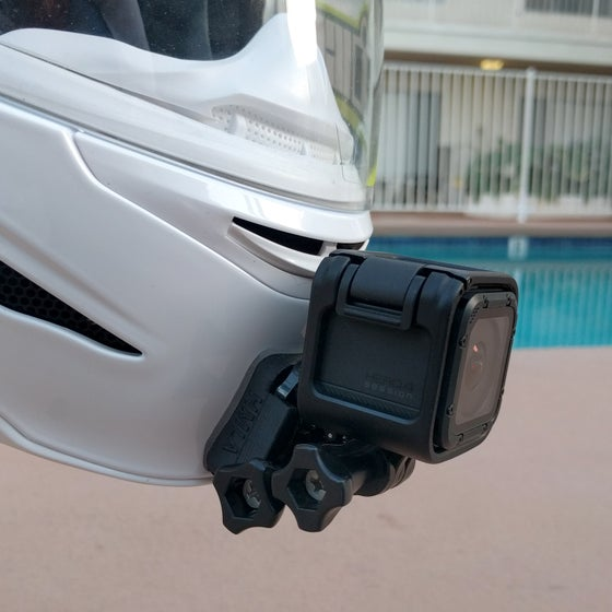 Image of Icon Airmada GoPro Chin Mount