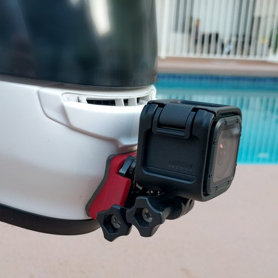Image of Shoei RF-1200 GoPro Chin Mount