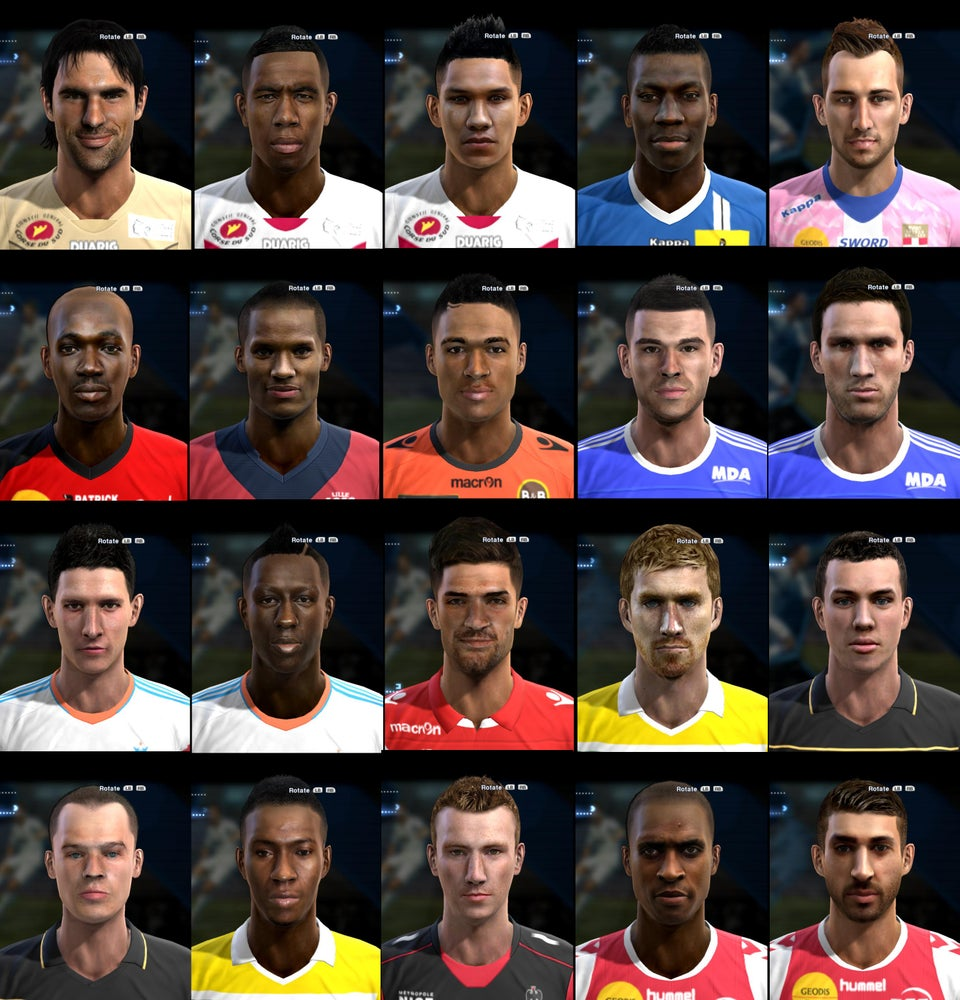 Image of Pes 6 Face 2013 Download