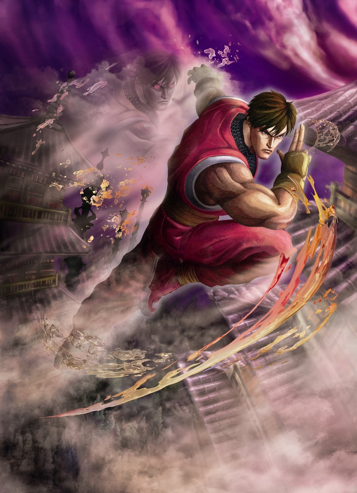 Image of Street Fighter Download Ipad Free