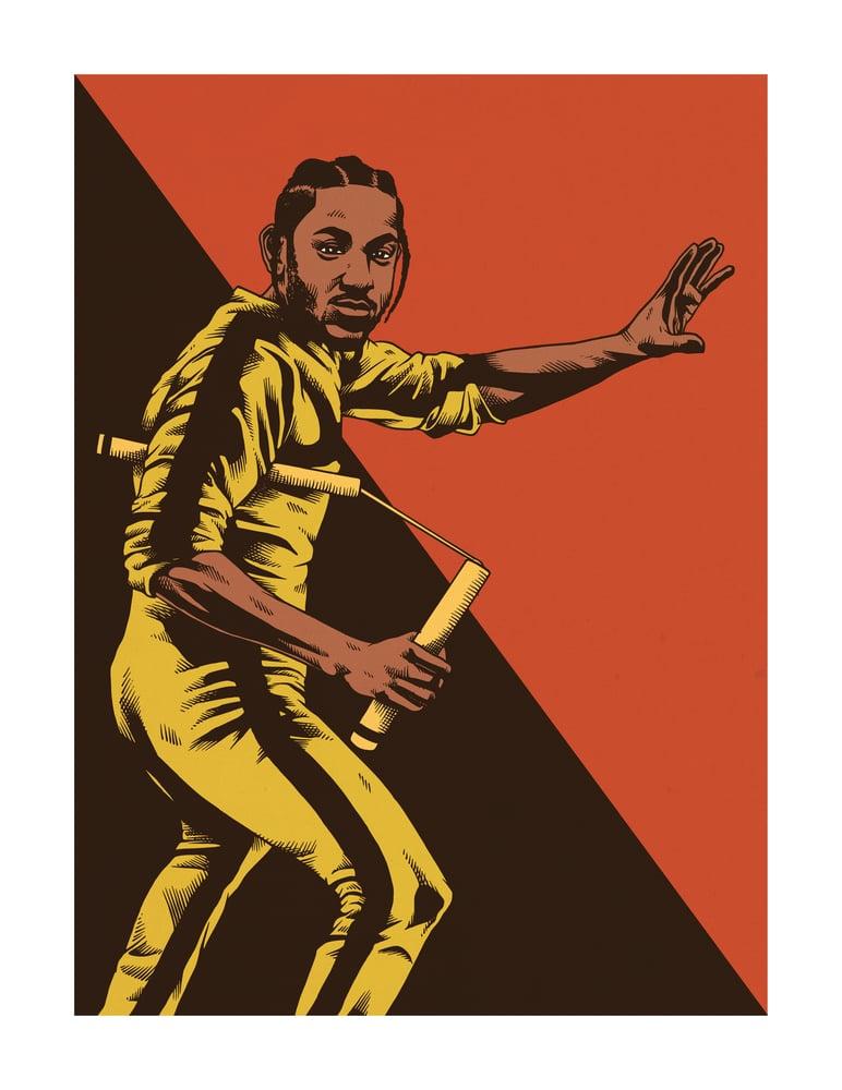 Image of Kung Fu Kenny