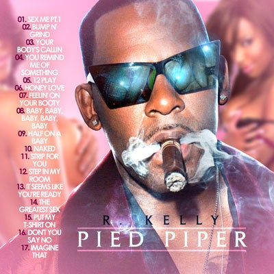 Image of R. Kelly: Pied Piper