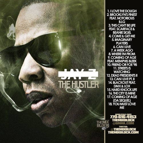 Image of Jay-Z: The Hustler