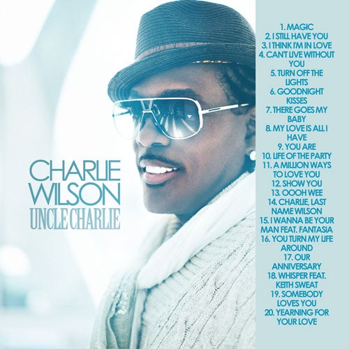 Image of Charlie Wilson: Uncle Charlie