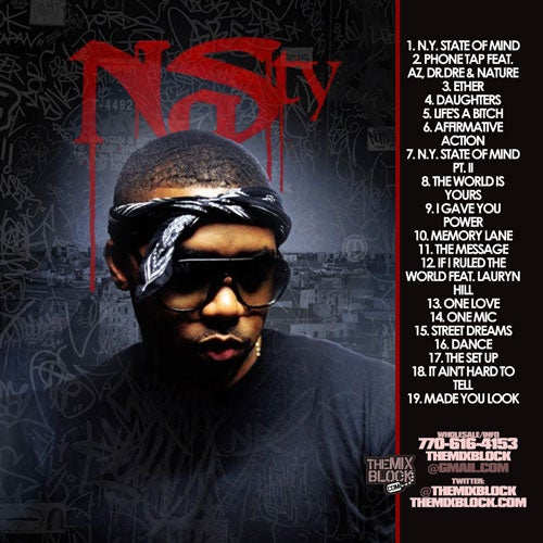 Image of Nas: Nasty Nas