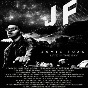 Image of Jamie Foxx: Live In The Sky