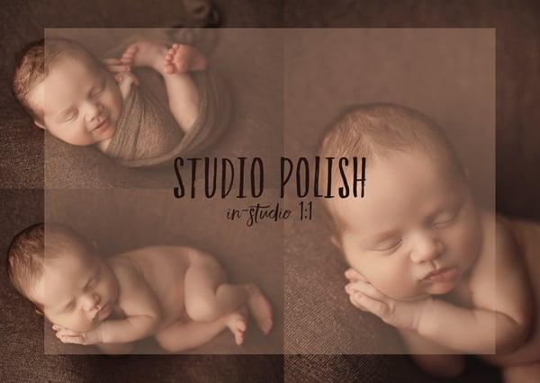 Image of Studio Polish: In-Studio 1:1