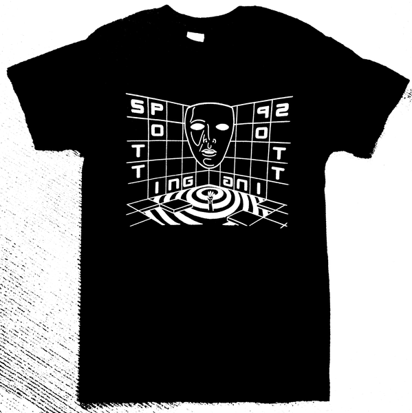 Image of Black EP T-Shirt<br><b>*** NEARLY GONE ***</b>