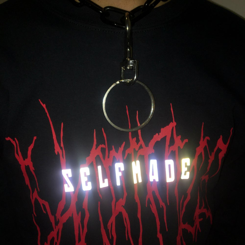 Image of PARANORMAL X THE END IS NEAR SELFMADE SACRIFICE SWEATSHIRT