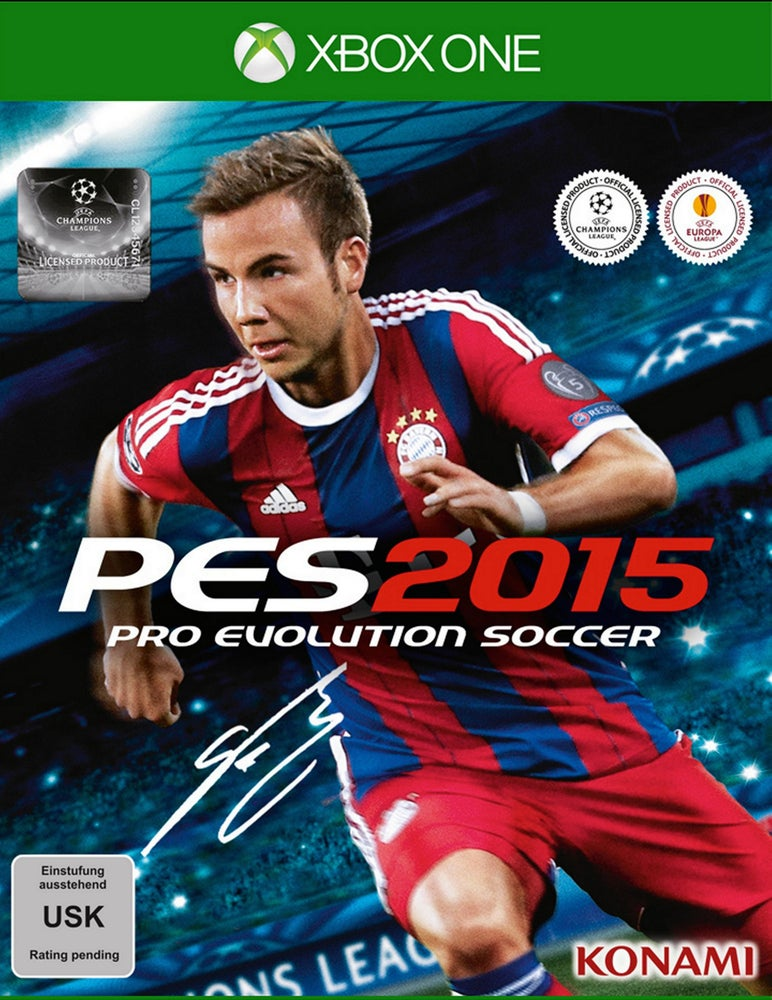 Image of Pro Evolution Soccer Playstation 3 Download