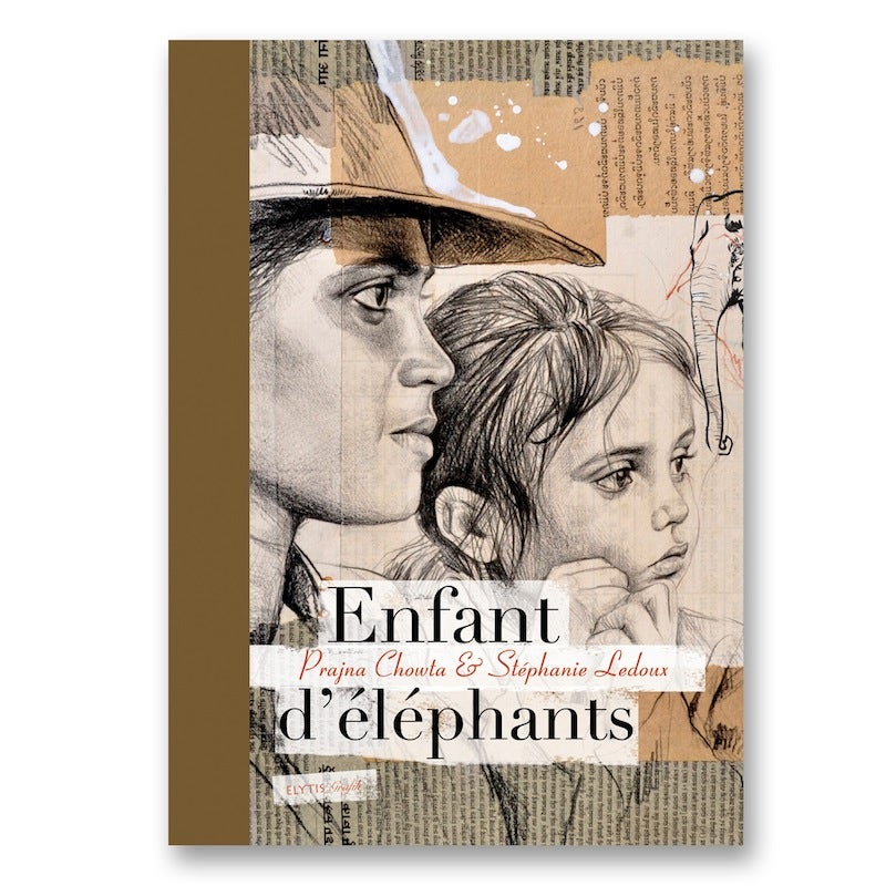 "Image of Book - ""Enfant d'éléphants"""