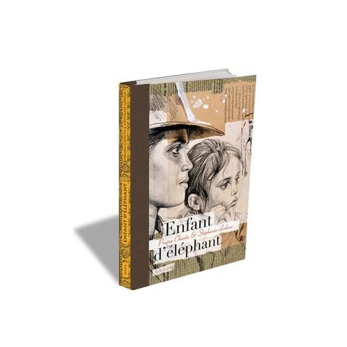 """Image of Book - """"Enfant d'éléphants"""""""