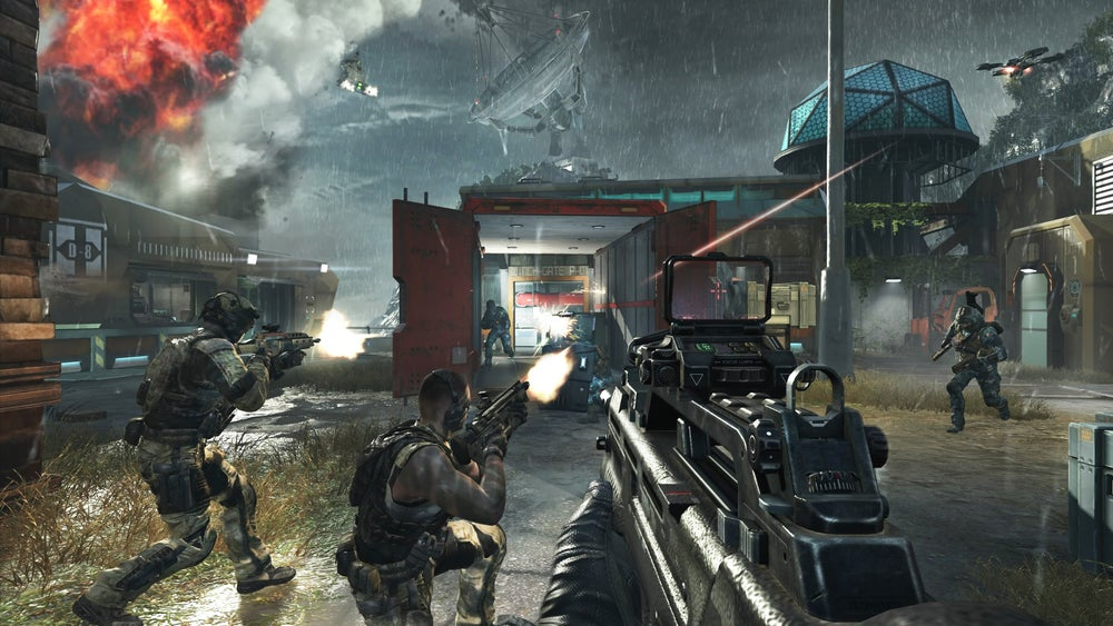 Image of Cod Bo2 Pc Download Free