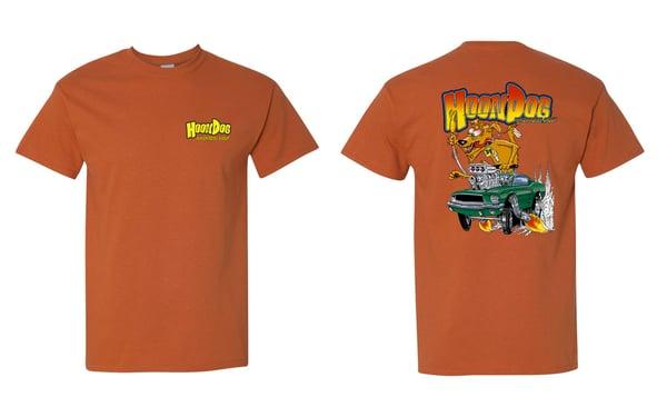 Image of Orange HoonDog T-Shirts!