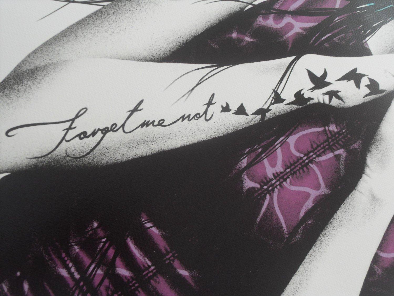 "Image of FINDAC - ""VERDISS"" - 13 COLOUR SCREENPRINT - LTD ED 100 - 90CM X 72CM"