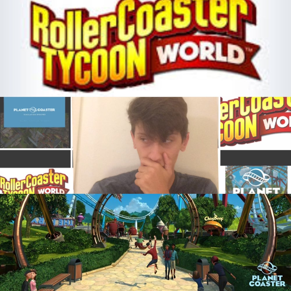Image of Roller Coaster Tycoon Mac Download Free Full Version