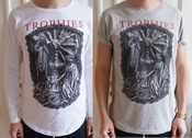 Image of Statues t-shirt and longsleeve