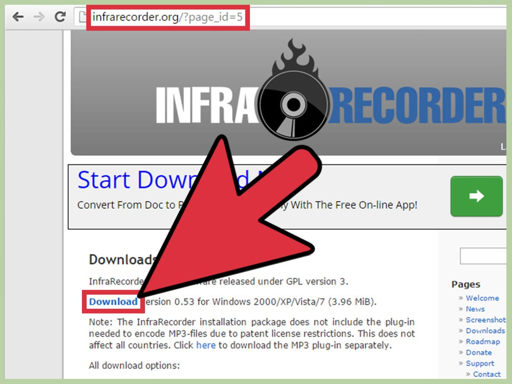how do you download free music to your pc