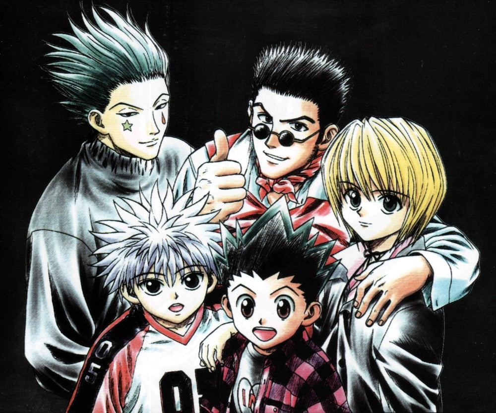 Image of Hunter X Hunter 2011 Movie Download