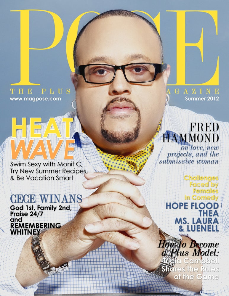 Image of Download Fred Hammond Hold On