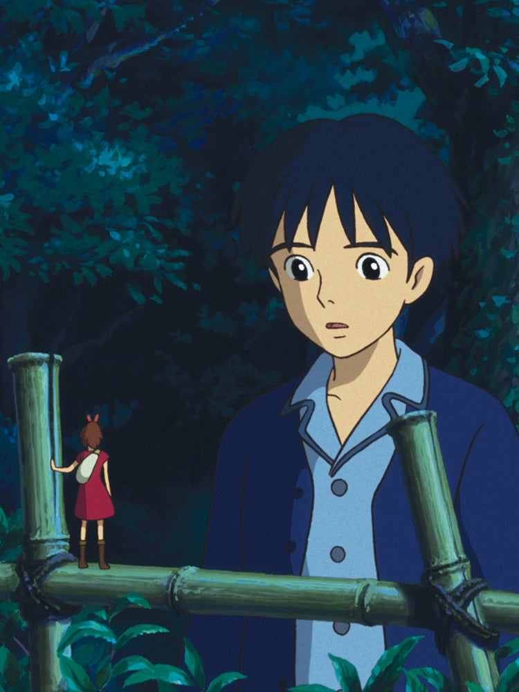 Image of The Secret World Of Arrietty Online Free No Download