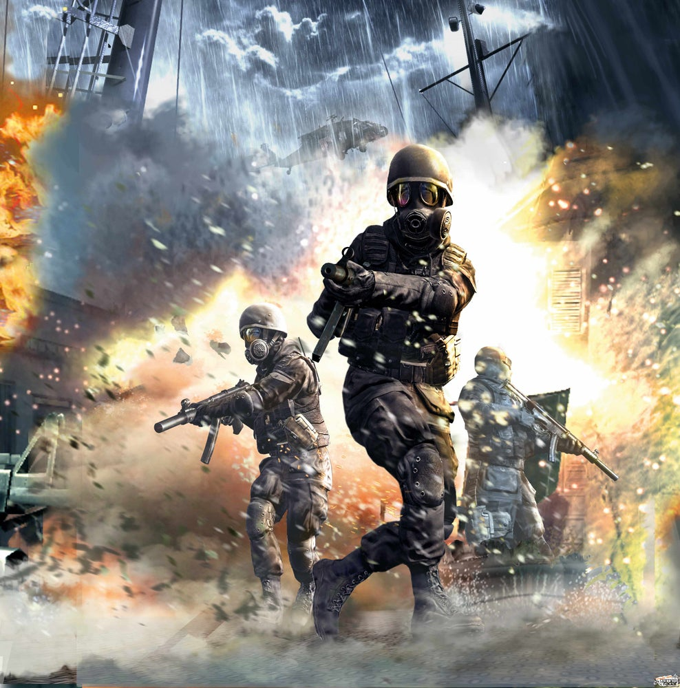 Image of Medal Of Honor European Assault Theme Download