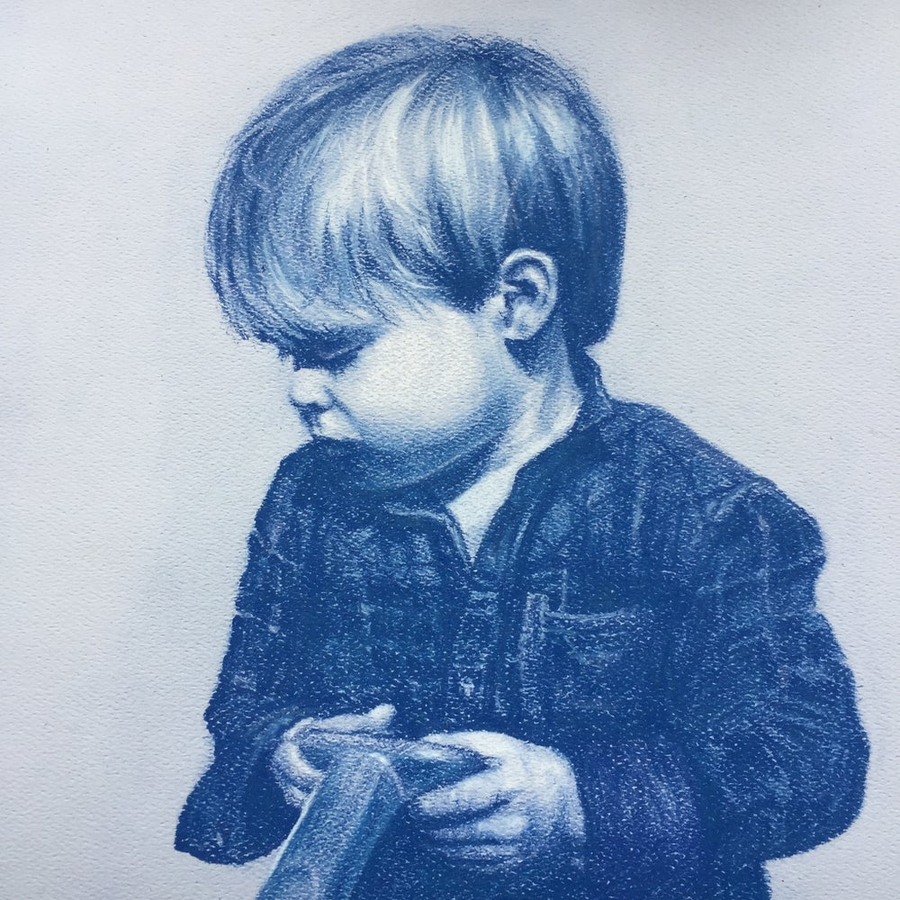 Image of Custom Pastel Portrait