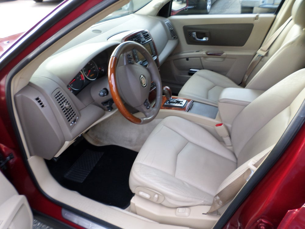 Image of 2005 Cadillac Sts Navigation Disc Download