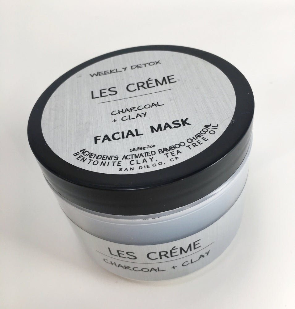 Image of Weekly Detox Facial Mask