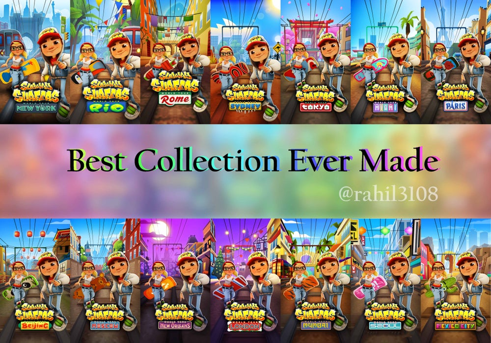 Image of Subway Surfers Sydney Game Free Download For Android Mobile