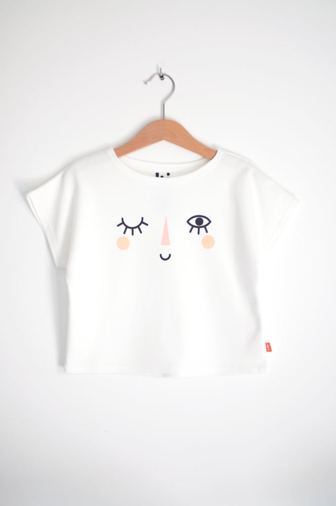 Image of Wink Face Tee