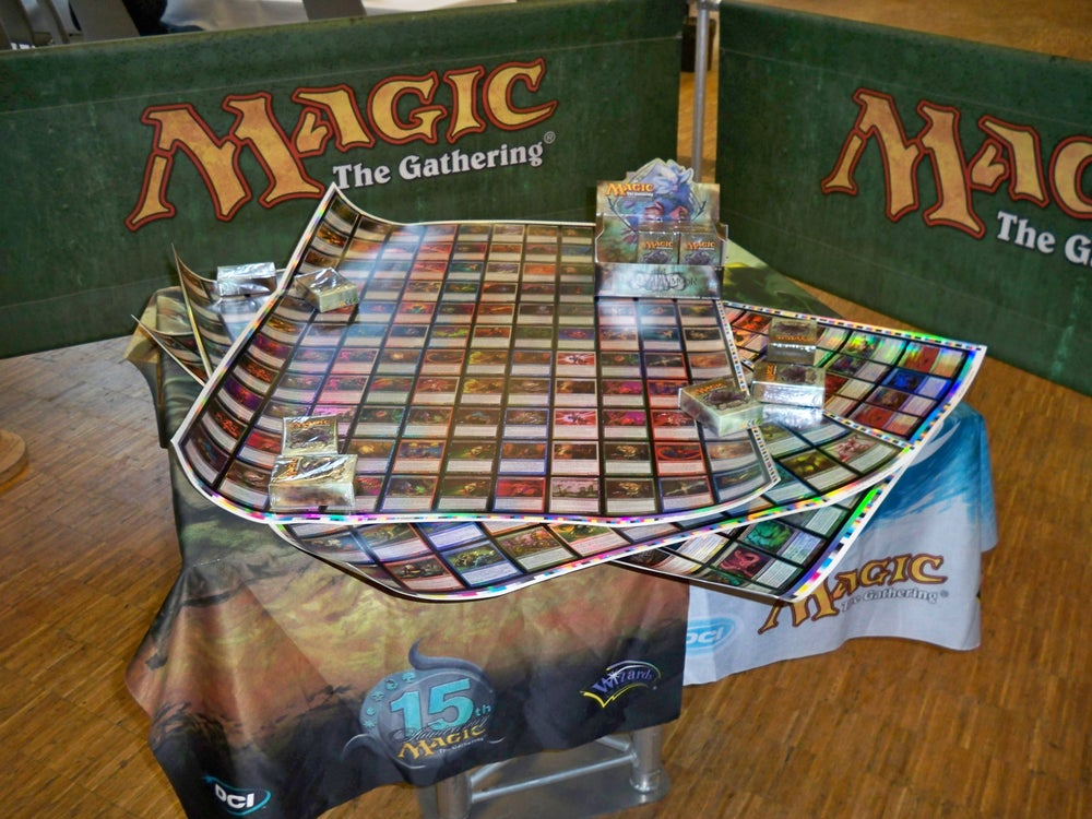 Image of Magic The Gathering Game Free Download