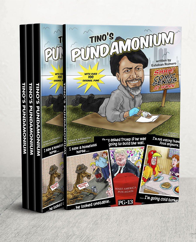 Image of Tino's Pundamoniums!