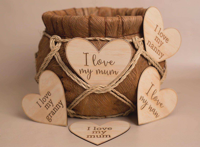 Image of Love Plaque SCRIPT FONT