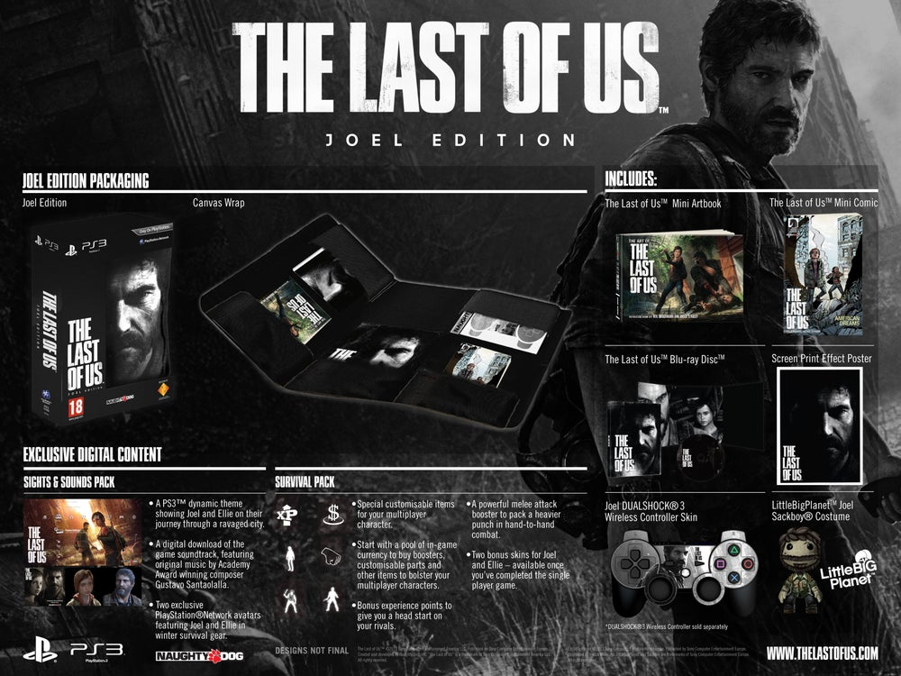 Image of Gustavo Santaolalla The Last Of Us Video Game Soundtrack Download