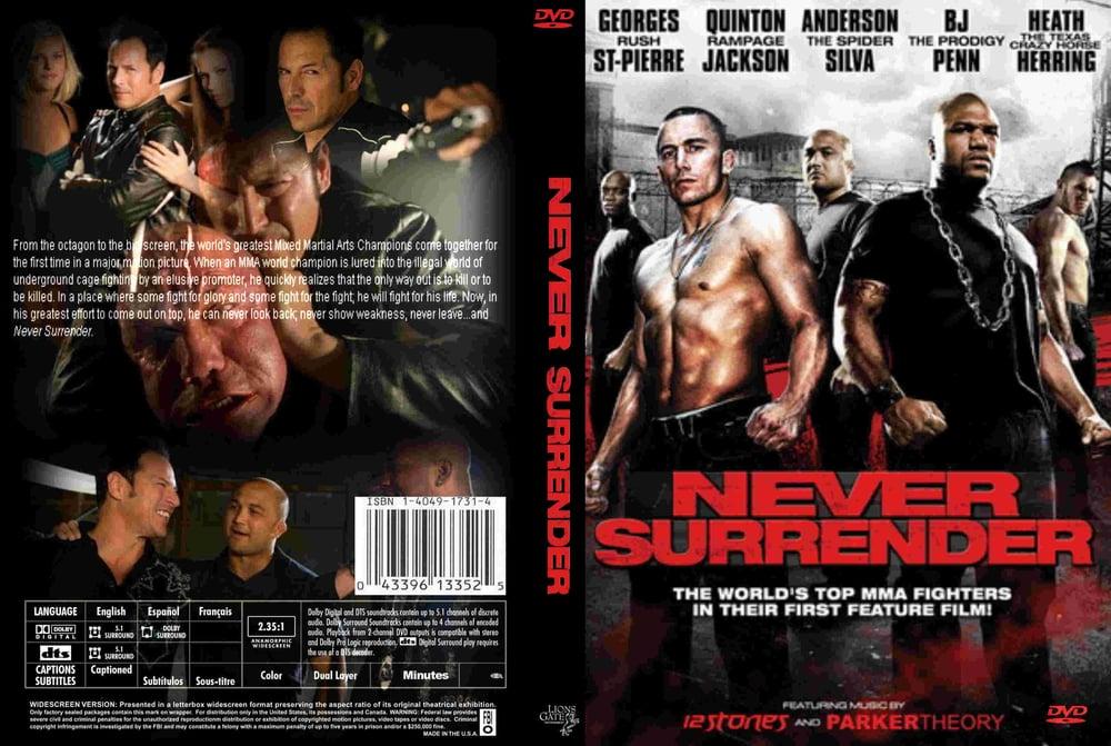Image of Never Surrender Full Movie Download