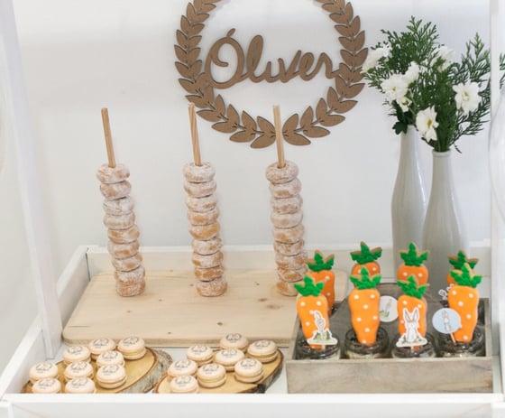 Image of TABLA PARA DONUTS