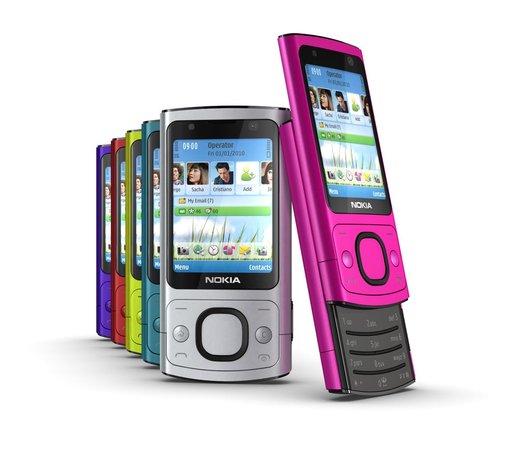 Image of Free Nokia X2-01 Mobile Themes Download