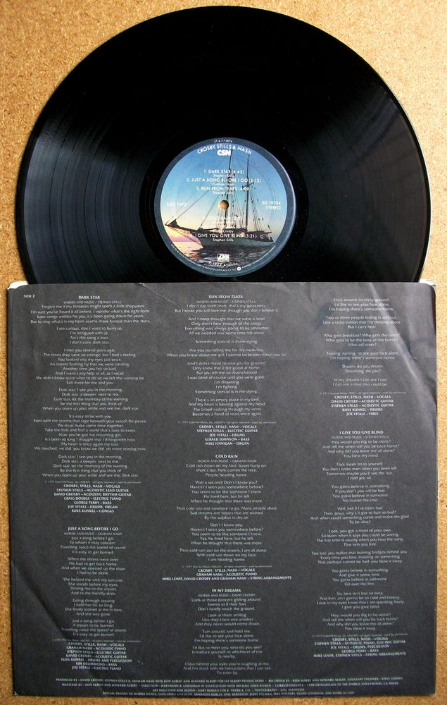 Image of Crosby Stills Nash And Young Songs Free Download
