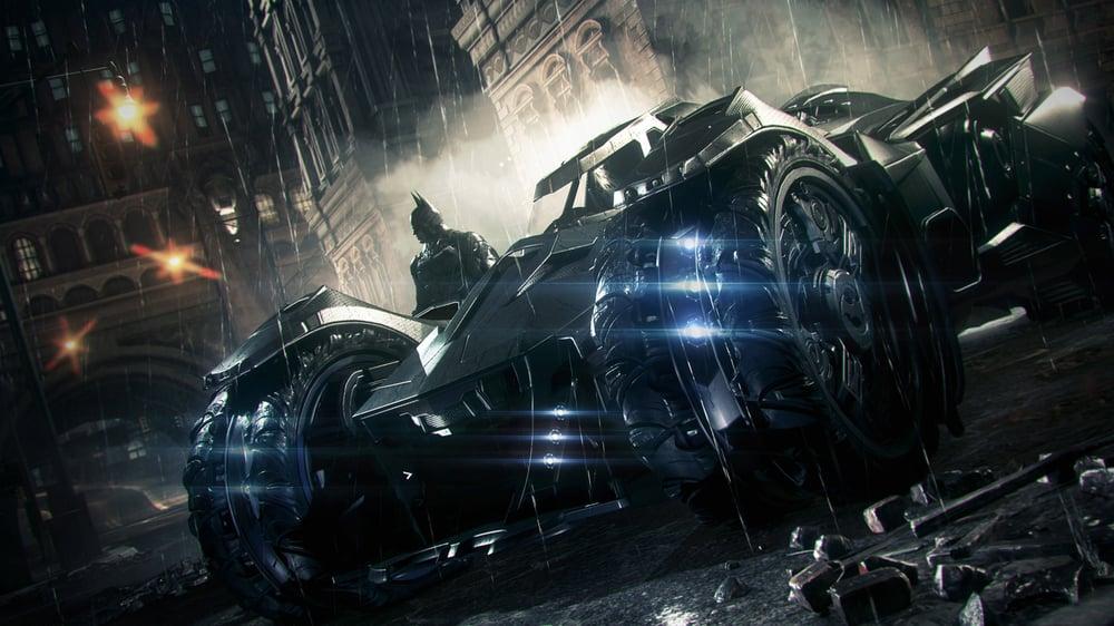 Image of Batman Arkham Origins Cold Cold Heart Download Pc