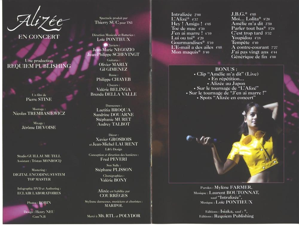 Image of Alizee Toc De Mac Mp3 Download